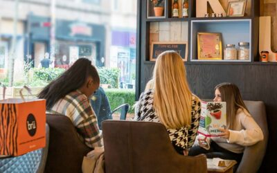 How we're Disrupting Coffee Shop Culture